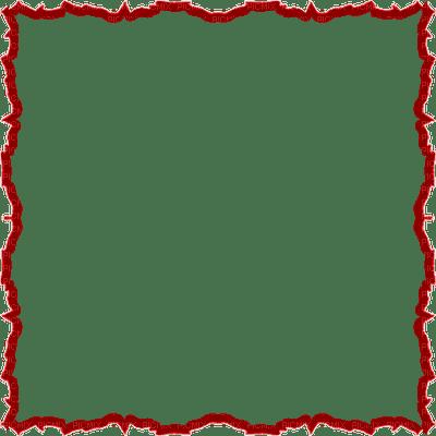 RED FRAME cadre rouge