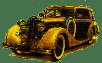 Kaz_Creations Vintage Car