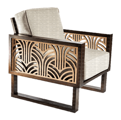 art deco chair, sunshine3