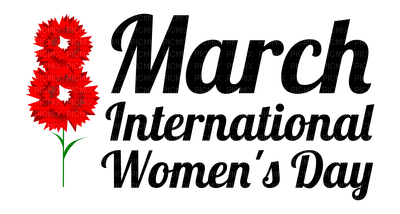 international womens day 8 march text
