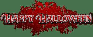 Kaz_Creations Logo Text Happy Halloween
