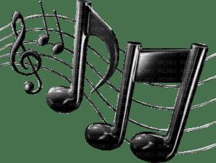 Tube note de musique