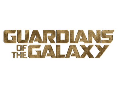 Kaz_Creations Guardians Of The Galaxy Logo Text