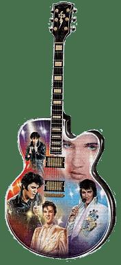 guitare elvis
