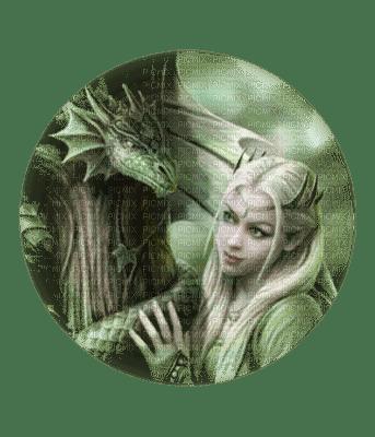 tube elfe et son dragon