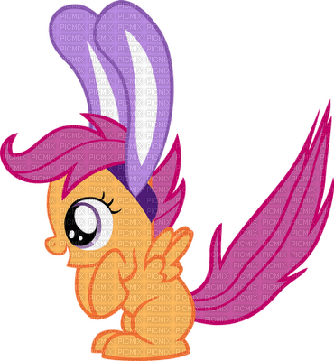 Scootaloo Scootaloo Cutie Mark Crusaders Mlp Fim My Little Pony Friendship Is Magic Hannahjulyslytherin Picmix Have fun and also, this doesn't matter at all whatsoever so derp. scootaloo scootaloo cutie mark
