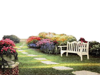 Kathleen Reynolds Garden Paysage Scenery