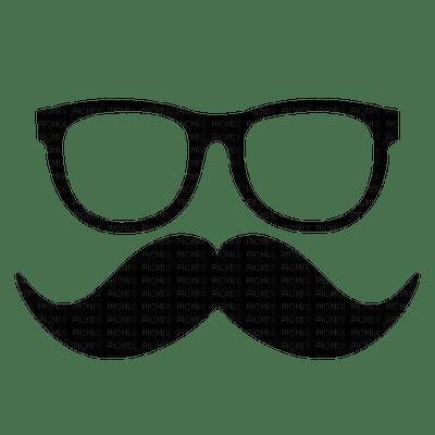72111a3e15848 Óculos e bigode - PicMix