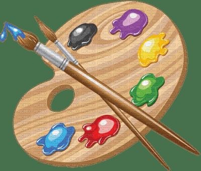 pinceaux couleur Danna1