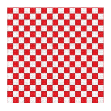 Checker, Checkered, Napkin, Red - Jitter.Bug.Girl