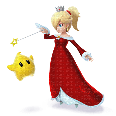 rosalina and Luma