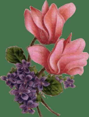 Sweet peas and violets joyful226