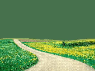 garden path paysage route