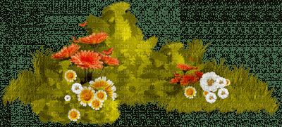 fleur,forêt,clairière.deko,tube,Pelageya