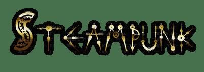 steampunk text