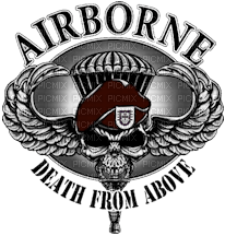 Airborne Death From Above PNG