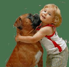 chien garçon