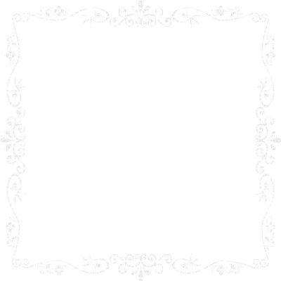 white frame deco cadre blanc