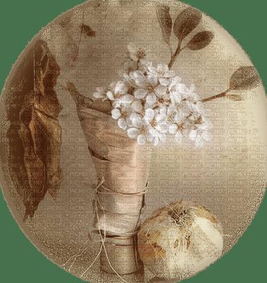minou-flower-beige-background