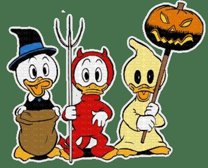 donald duck nephews halloween