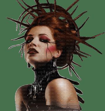 femme goth woman