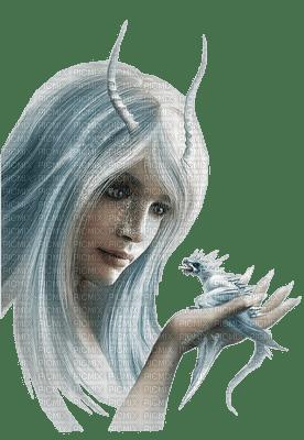 femme et dragon bebe woman dragon baby