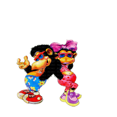 monkey couples couple dolceluna