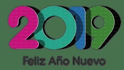2019.Feliz Año Nuevo.Victoriabea
