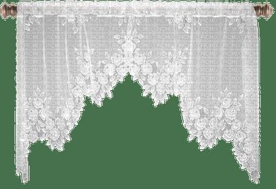 chantalmi  rideau blanc white