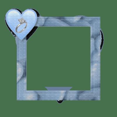 Small Blue Frame