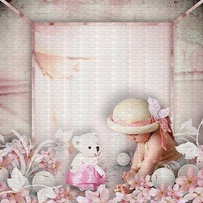 image encre bébé  couleur effet enfant texture edited by me