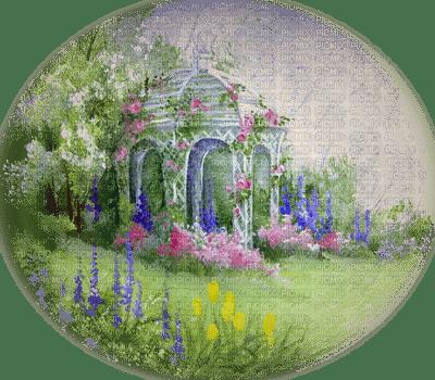 pavillion fleurs  flowers deco fantasy