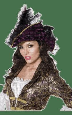 pirate woman bp