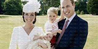 Kate Wiliam et leur fille