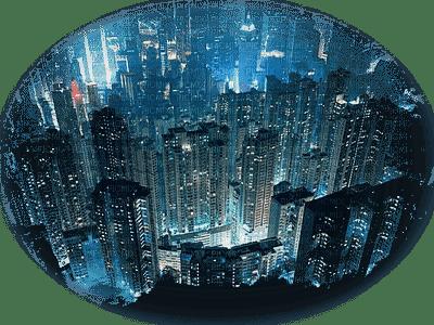 minou-blue-stad-town-city-città