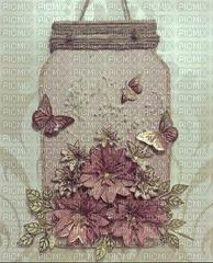 Butterflys on Jar