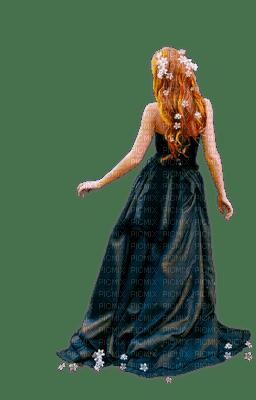 Femme robe soirée