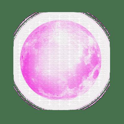 pink moon transparent pink lune