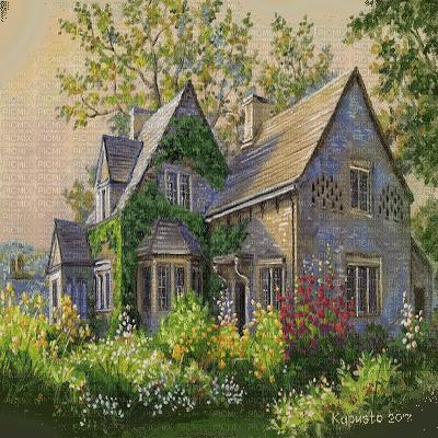 house summer garden maison êtê jardin