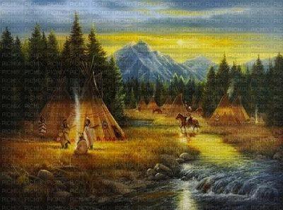 Acampamento indian
