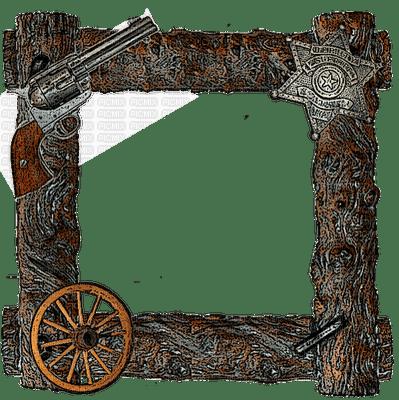 Cadre-frame western