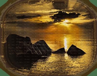 paysage  landscape-scenery-coucher du soleil-sunset-Blue DREAM70