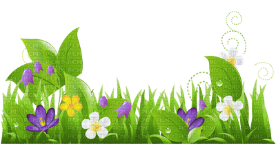 Kaz_Creations Deco Flowers Garden Grass