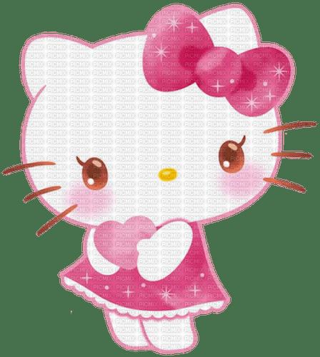 Hello kitty cute kawaii mignon pink rose adorable
