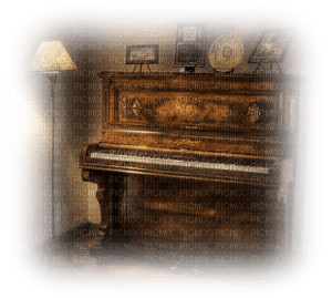 minou-brown-room piano lamp-brun-rum-piano-lampa