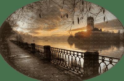 Pont au bord du lac