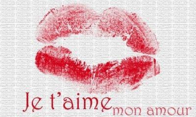 Je Taime Mon Amour Picmix