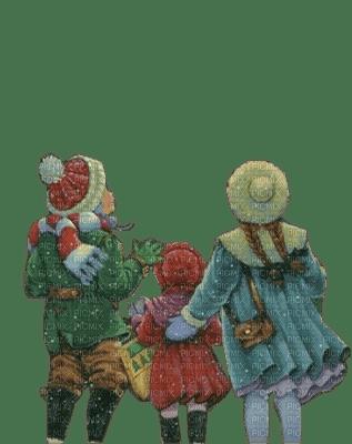 loly33 enfant noel christmas vintage children hiver winter