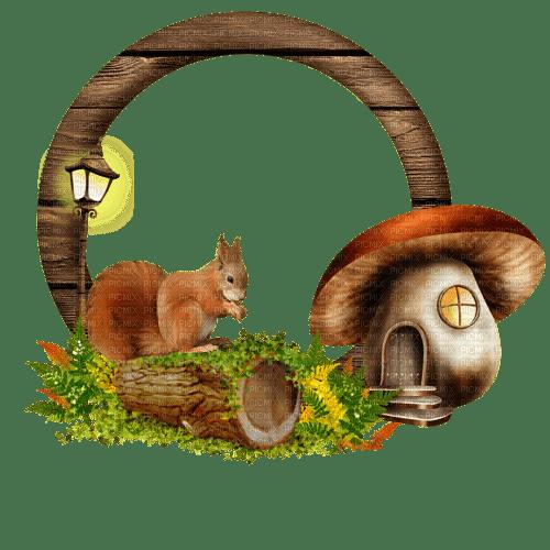 Cercle automne