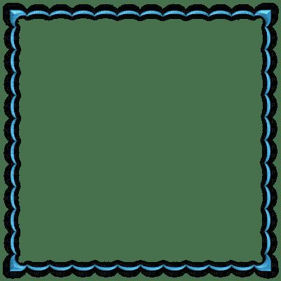 munot - rahmen blau - blue frame - bleu cadre